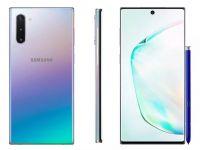 Imagini surprinzătoare cu Galaxy Note 10. Samsung pare să se fi inspirat de la Huawei