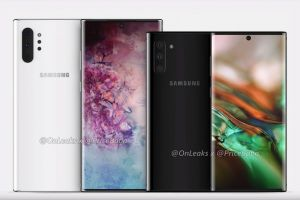 Samsung Galaxy Note 10 5G va avea trei versiuni cu spațiu de stocare diferit