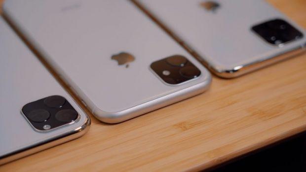 Imagini cu noile iPhone 11. Cum vor arăta cele trei modele din 2019
