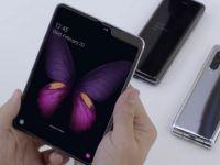 Samsung pregătește o lovitură dură împotriva Apple. Când va lansa Galaxy Fold