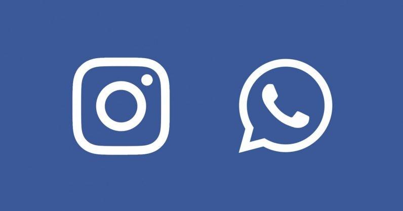 Facebook va schimba numele aplicațiilor Instagram și WhatsApp