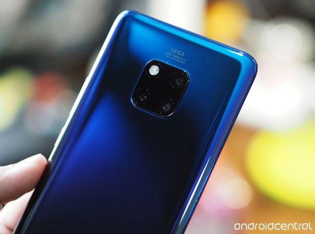 Cele mai noi informații despre Huawei Mate 30 Pro. Cum va arăta modulul foto al noului smartphone