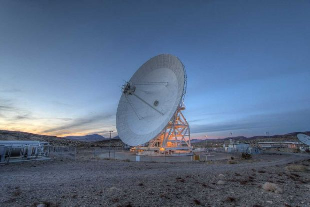 Undele radio venite din spațiul cosmic pot fi acum detectate în timp real