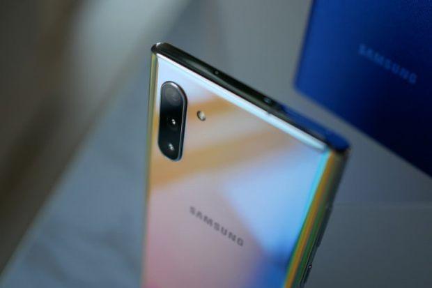 Din ce este făcut noul Galaxy Note 10. Promisiunea pe care Samsung a încălcat-o