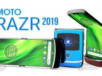 Noi informații despre modelul pliabil Motorola RAZR, urmașul telefonului cu clapetă