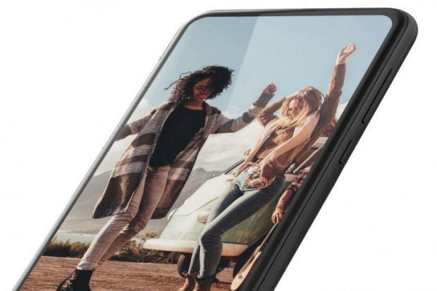 Imaginile cu următorul telefon Motorola îți arată un display care te va surprinde