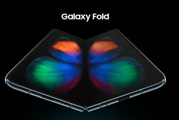 Telefonul pliabil de la Samsung revine. Când va fi lansată bdquo;varianta îmbunătățită  a lui Galaxy Fold