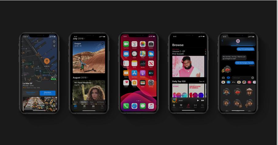 Ce telefoane și tablete Apple vei mai putea folosi după lansarea iOS 13