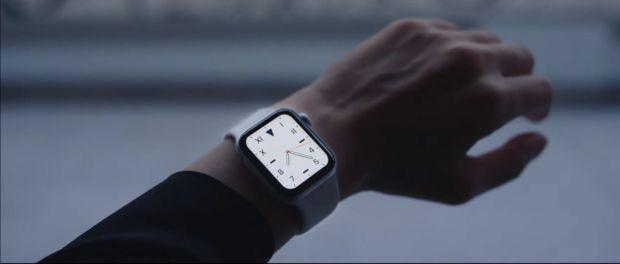 Noul ceas lansat de gigantul Apple. Ce aduce în plus Watch Series 5