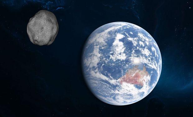 Avertismentul Agenției Spațiale Europene: aproape 900 de asteroizi ar putea lovi Pământul
