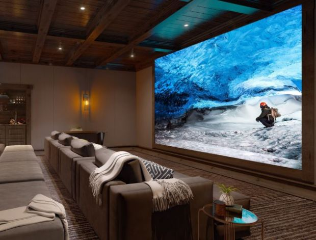 Cum arată televizorul de aproape 6 milioane de dolari