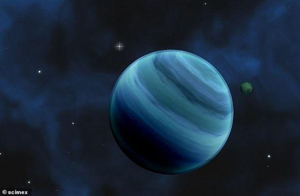 Premieră mondială în astronomie: astronomii au descoperit o exoplanetă cu apă lichidă
