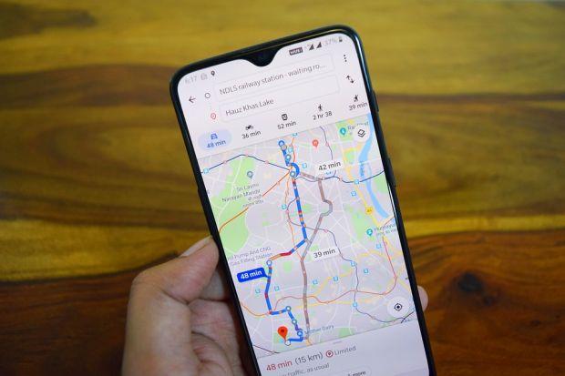Google Maps începe să testeze modul incognito, care permite mai multă confidențialitate