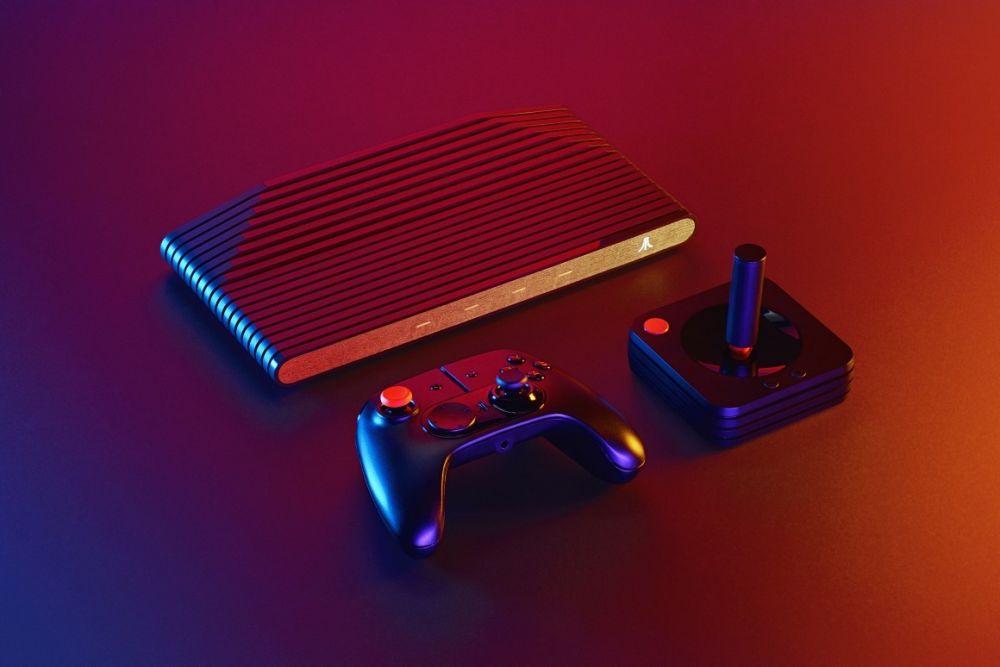 Surpriza pe care Atari o pregătește cu cea mai nouă consolă de jocuri