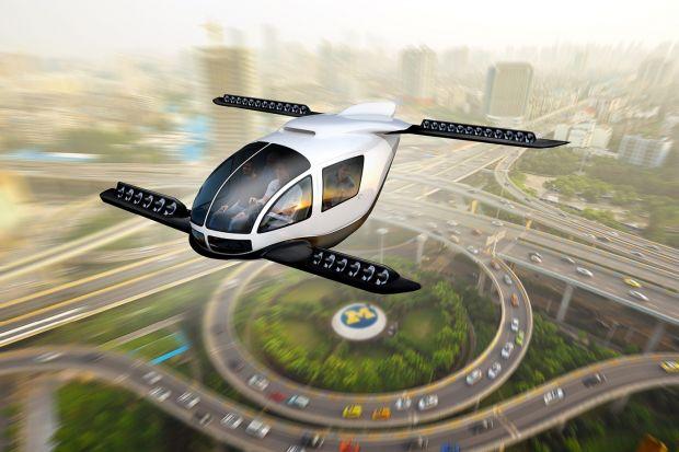 Surpriză de la Hyundai. Piața bdquo;viitorului  pe care producătorul auto vrea să intre, cu ajutorul NASA