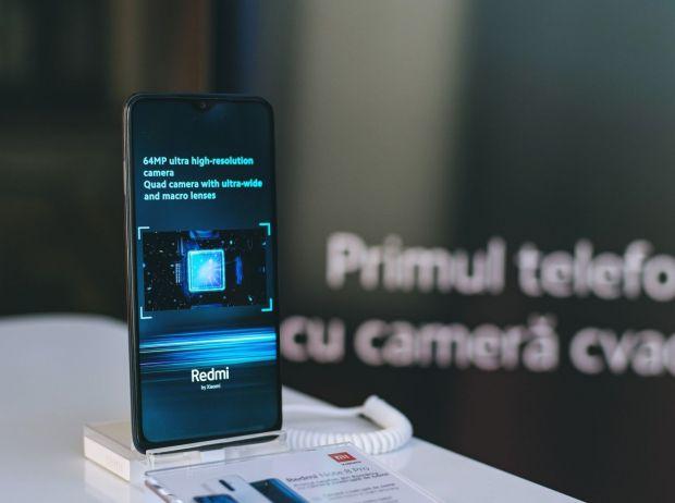 Redmi Note 8 Pro: Xiaomi anunţǎ noul rege al smartphone-urilor de gamă medie