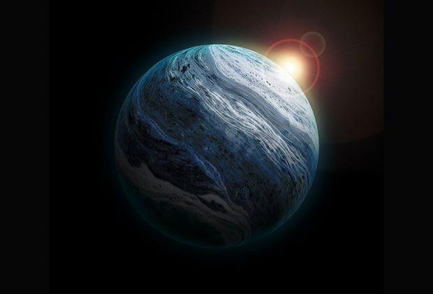 Astronomii au descoperit o exoplanetă uriașă, care bdquo;nu ar trebui să existe