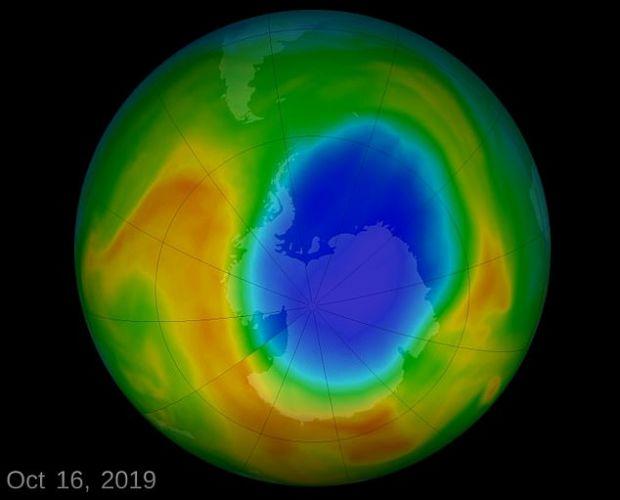 Efect neașteptat al încălzirii globale. Ce se întâmplă cu gaura din stratul de ozon?