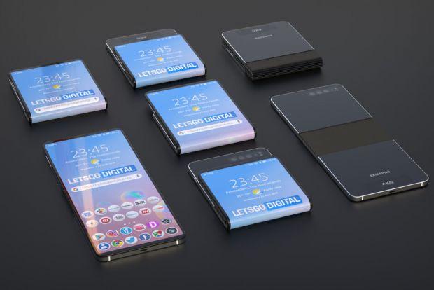 Samsung pregătește Galaxy Fold 2, care va avea un sistem diferit de pliere