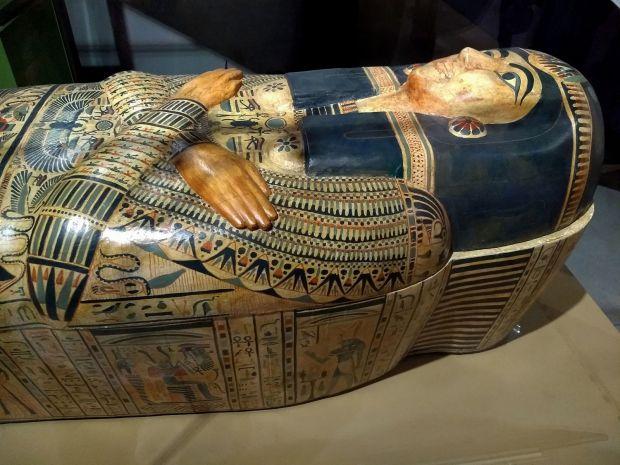 Descoperirea veche de trei milenii făcută de arheologii egipteni din întâmplare