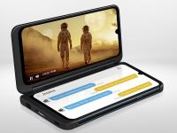 Design inedit: LG lansează un smartphone cu ecran secundar integrat în husă