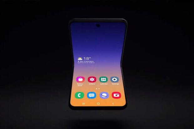 Design confirmat pentru Galaxy Fold 2! Prin ce se va deosebi de primul telefon pliabil