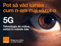 (P) Cea mai bună experienţă 5G, de astăzi disponibilă clienţilor Orange