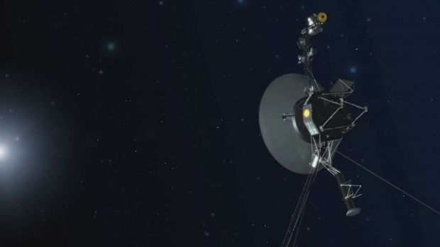 Sonda Voyager 2 confirmă existența unui fenomen misterios la granița sistemului nostru solar