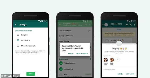 WhatsApp a introdus o nouă funcție, care asigură mai multă confidențialitate
