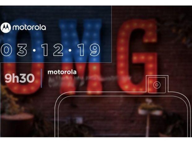 După Razr cu display pliabil, Motorola mai lansează un telefon surpriză în decembrie. Ce e atât de special la el