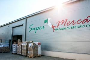 (P) Comandă produse italiene originale SuperMercato, din confortul propriei canapele de acasă!