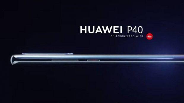 Imagini în premieră cu Huawei P40. Când va fi lansată noua serie incredibilă a chinezilor