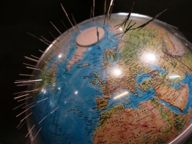 Polul magnetic nordic al Pământului se deplasează spre Rusia, iar oamenii de știință sunt uluiți