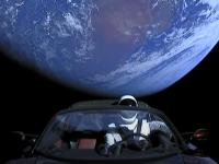 Elon Musk a trimis anul trecut un vehicul Tesla în spațiu. Ce s-a întâmplat cu mașina