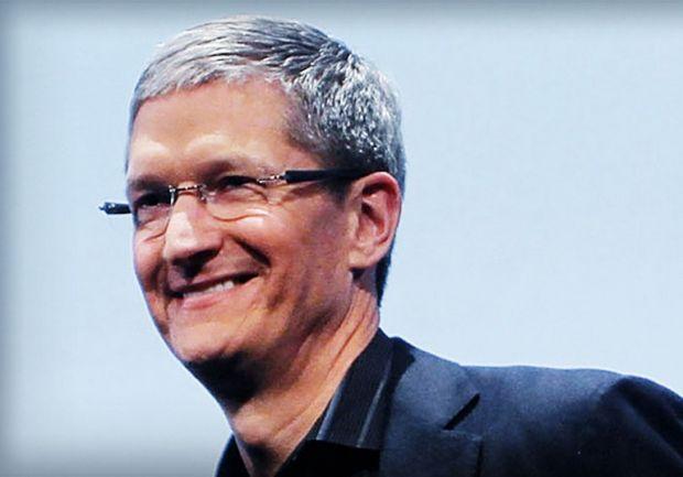 Salariul astronomic pe care Tim Cook de la Apple l-a încasat în 2019