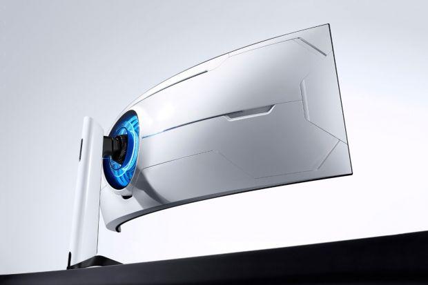Cel mai spectaculos monitor de gaming cu care Samsung vine la CES 2020