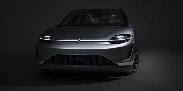 Sony a prezentat primul său prototip de mașină autonomă și arată spectaculos