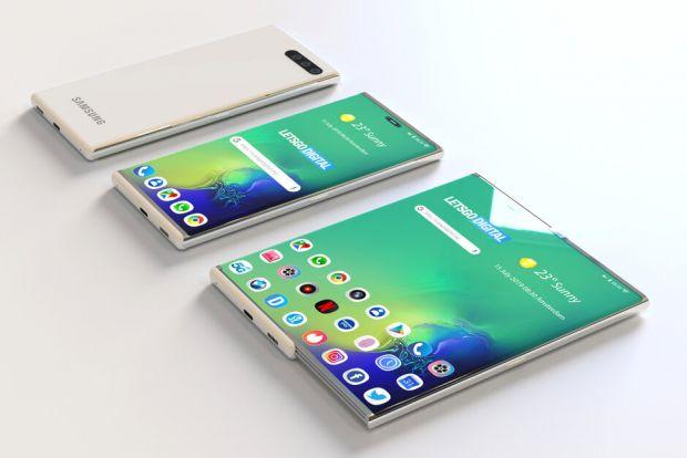 FOTO. Samsung a prezentat un produs revoluționar în cadrul unei întâlniri secrete