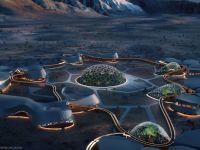 Așezarea-prototip care imită un bdquo;sat  de pe Marte. Cum se antrenează astronauții și cât costă experiența pentru turiști