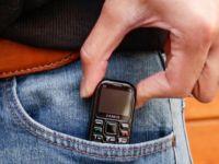 Cât de spectaculos este Zanco Tiny T2, unul dintre cele mai mici telefoane din lume