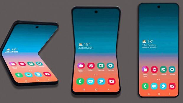 Cum se va numi, de fapt, Samsung Galaxy Fold 2