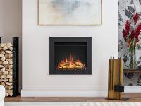 (P) Șemineul electric 3D - soluția ideală de încălzire și decor pentru o locuință hi-tech