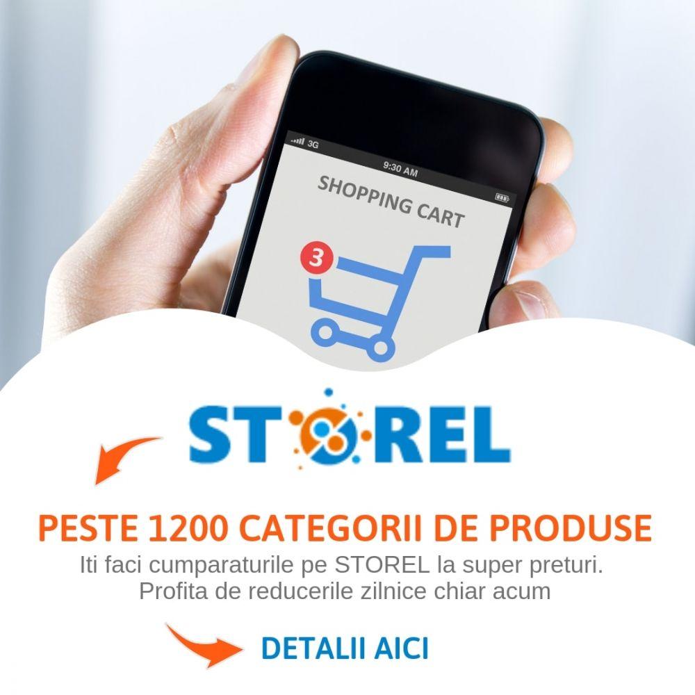 (P) Fa cunostinta cu marketplace-ul Storel. Poti vinde si cumpara acum cu cateva click-uri!