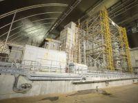 Descoperirea incredibilă făcută de cercetători pe pereții reactorului nuclear 4 de la Cernobîl