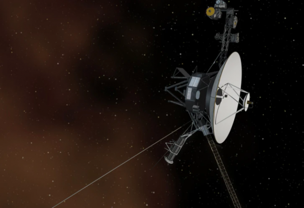 Obiectul construit de om care a călătorit la cea mai mare distanță cunoscută vreodată prin Sistemul Solar
