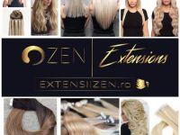 Secretele unui păr natural strălucitor, le poți afla și tu cu extensiile Zen!