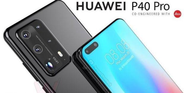 Data oficială la care se lansează noua serie Huawei P40