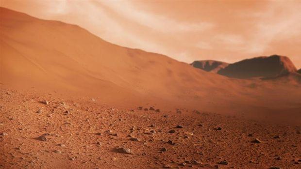 Descoperirea în premieră făcută de NASA pe planeta Marte