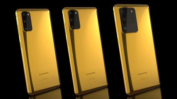 Cum arată cel mai scump Samsung Galaxy S20 din lume, de aproape 40.000 de dolari
