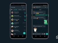 WhatsApp introduce Dark Mode pentru Android și iOS